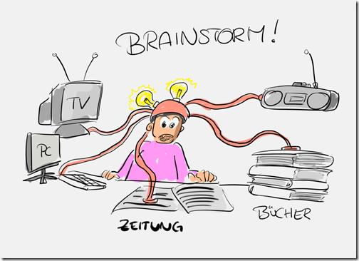 referat themen aushwähln brainstorming