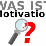 was ist motivation, es wird zwischen intrinsischen und extrinsischen motivation unterschieden